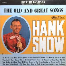 Snow, Hank - The Old And Great Songs