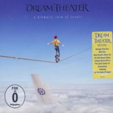 Dream Theater - A Dramatic Turn Of-cd+dvd