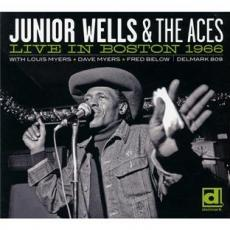 Wells, Junior & The Aces - Live In Boston 1966