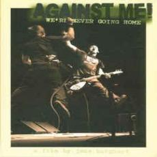 Against Me - We\'re Never Going Home (dvd)