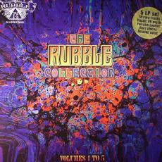 Various - The Rubble Collection: Volumes 1 To 5 (5lp / 180gr / Ltd)