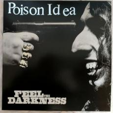 Poison Idea - Feel The Darkness (2 LP Translucent Metallic Silver Vinyl)