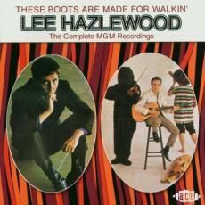Hazlewood, Lee - These Boots Are Made For Walking (2cd)