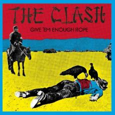 Clash - Give Em Enough Rope (rm)
