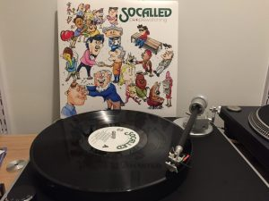 Socalled - Peoplewatching