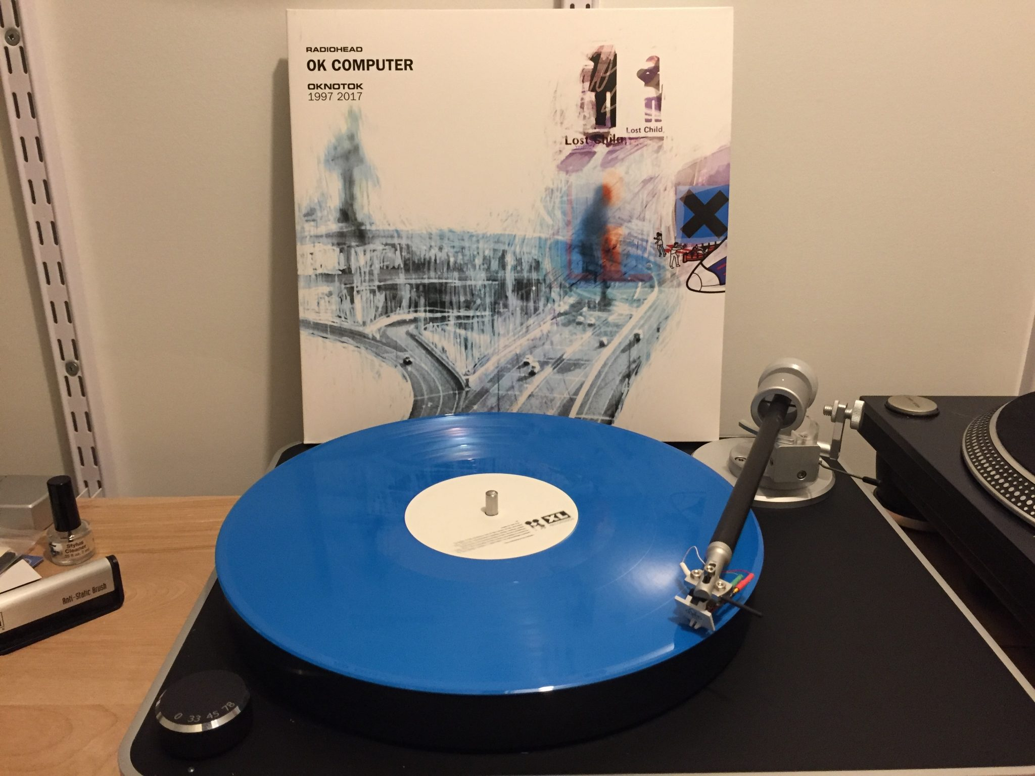 e8c5143cfd281c Réédition: Radiohead – OK Computer – OKNOTOK 1997 2017
